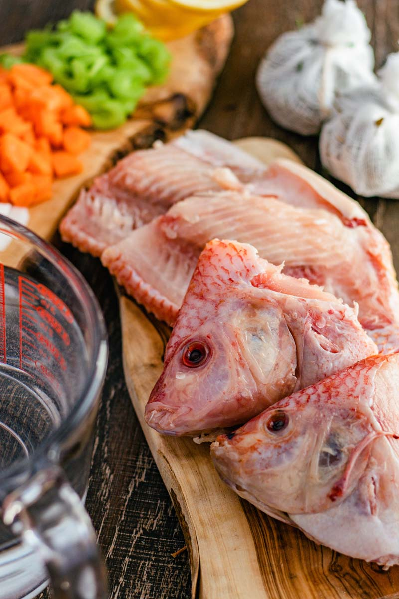 fish fumet ingredients