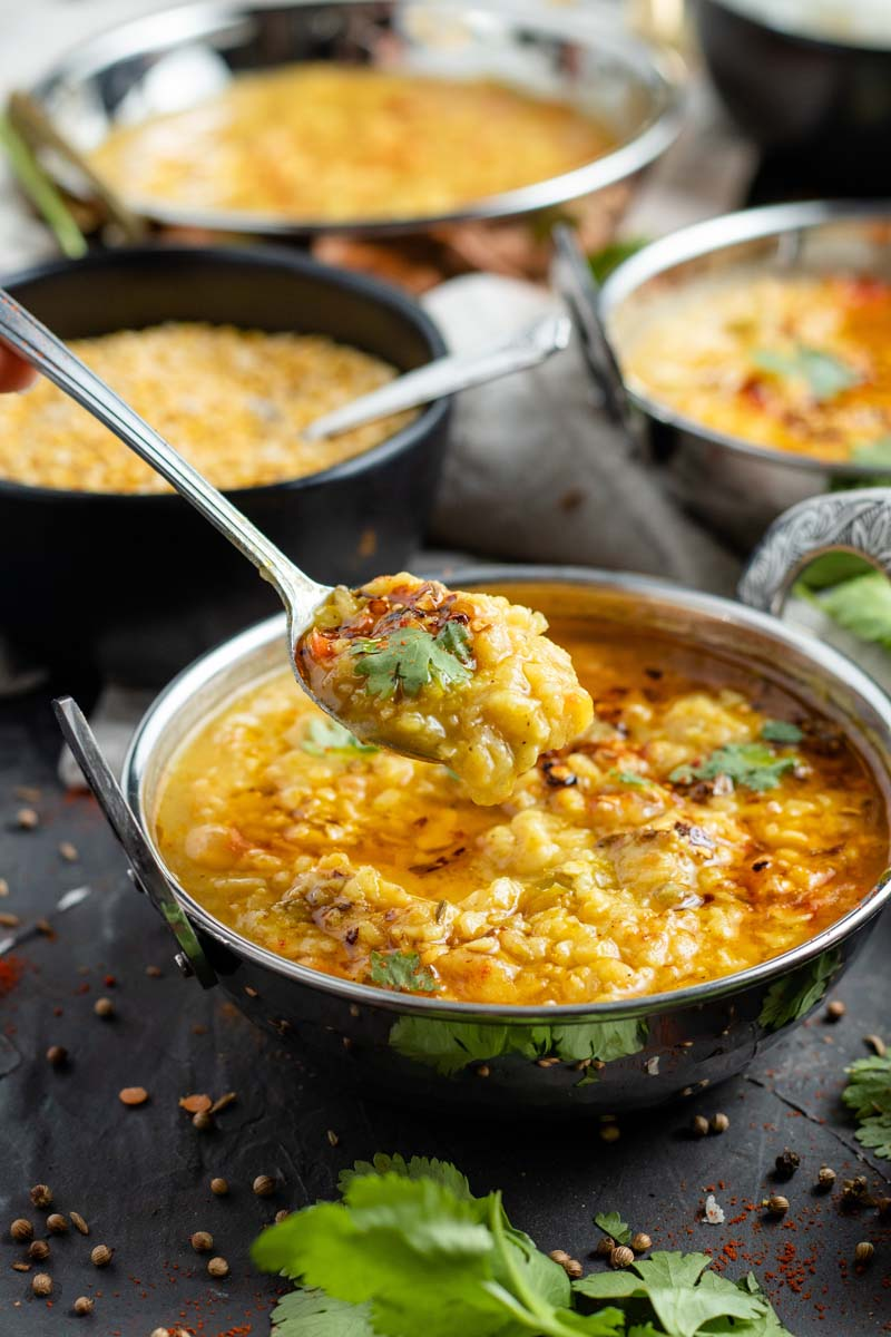 moong dal in bowl